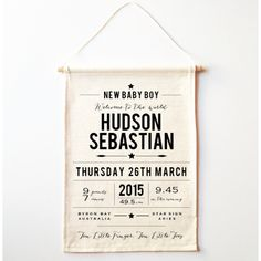 https://www.hardtofind.com.au/92909_new-baby-boy-personalised-birth-details-wall-banner