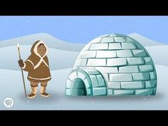 Insulation - If you ever find yourself stranded in the snowy Arctic (or bored in Minecraft), you're gonna need to know how to build an igloo. But how can building a house made of ice keep you warm? It's Okay To Be Smart explains.