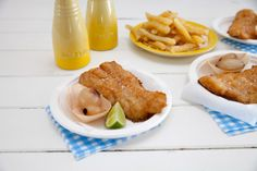 A classic fish and chips recipe - Yuppiechef