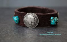 Hey, I found this really awesome Etsy listing at https://www.etsy.com/listing/264661237/native-american-leather-bracelet-cheveyo