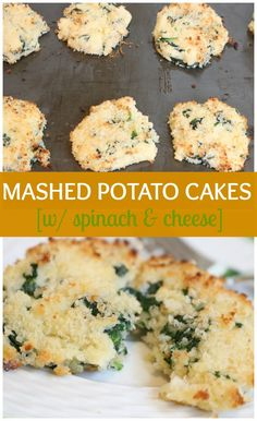 mashed cakes Healthy Diet Recipes, Healthy Snacks, Vegetarian Recipes, Eat Healthy, Delicious Recipes, Healthy Living, Yummy Food, Potato Recipes, Vegetable Recipes