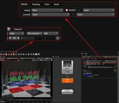 Understanding Nuke's Layers and Channel system : Sphere VFX – Visual Effects Training / Matt Leonard Resume and Photography