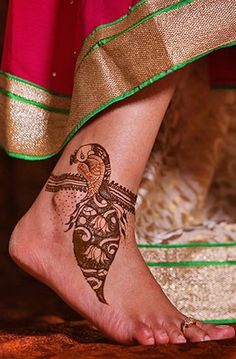 Here are some great bridal mehndi designs for you to explore, and try out, for that special day of your life!