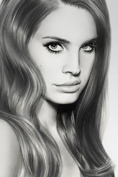 Drawings on Pinterest | Slc Punk, Lana Del Rey and Drawing