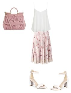 """Untitled #510"" by aayushi3912 on Polyvore featuring RED Valentino, Topshop, Kenneth Cole and Dolce&Gabbana"