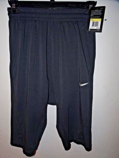 Sale!  Check out Menscave7 Ebay Nike Dry-Fit Men Basketball Short Grey Silver Small 801923-032 $60 #Nike #Shorts #basketball #hoops #Ebay
