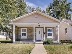 $$104,900 -MLS # 21447108 - 24 photos - 3 bedrooms - 2 bathrooms - [sq feet] sq. ft. - Year Built: 1931 - 81 South 4th Avenue, IN 46107. Estimated value: $[home value] In addition to information on real estate listing, research local schools, professionals and home values.
