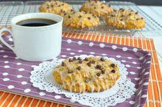 Inside BruCrew Life: Pumpkin Spice Latte Scones