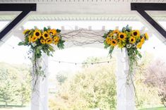 Excited to share this item from my etsy shop: Sunflower Fall Wedding Arch/Wedding Arbor Swag sunflowers 445223113164415251 Wedding Ceremony Ideas, Fall Wedding Arches, Wedding Venues, Wedding Day, Arch Wedding, Wedding Photos, August Wedding, Wedding Reception, Outdoor Wedding Arches