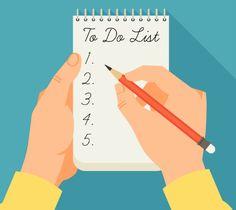 Write a To-Do List