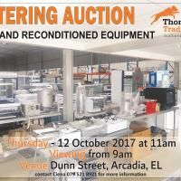 New and reconditioned catering equipment on sale, don& miss out! Catering Equipment, Bathroom Medicine Cabinet, Auction