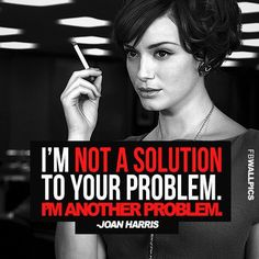 Joan Harris- Mad Men