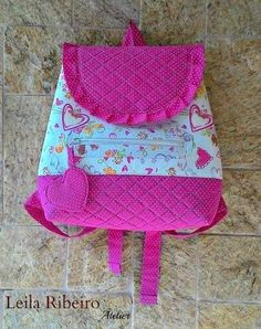 Resultado de imagen para bolsas patchwork infantil
