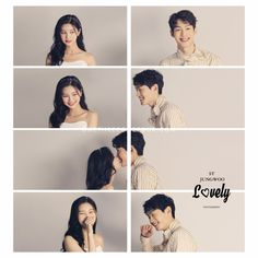 "View photos in 2019 New Sample ""Lovely"". Pre-Wedding photoshoot by ST Jungwoo, wedding photographer in Seoul, Korea. Pre Wedding Poses, Pre Wedding Photoshoot, Wedding Shoot, Wedding Couples, Wedding Girl, Korean Couple Photoshoot, Korean Wedding Photography, Couple Photography Poses, Photography Backdrops"