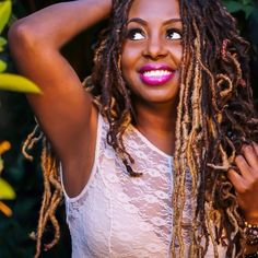 Ledisi long locs dreads Pinned by: Revolutionary Dreadlock Care Products www.livelocs.com