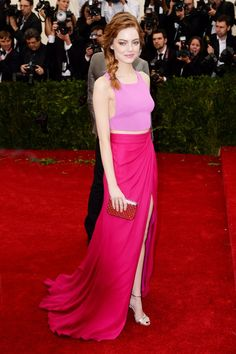 Met Gala 2014 – Met Ball Red Carpet Dresses & Photos (Glamour.com UK)