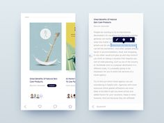 Read books by wenjun Ui Design Mobile, App Ui Design, Interface Design, Flat Design, Design Design, Ui Design Principles, Desing Inspiration, Daily Inspiration, Card Ui