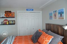 Boy's Room Reveal - The Idea Room