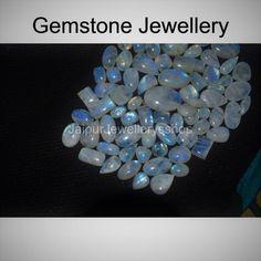 Natural Rainbow Moonstone Cabochon Mix Shape Rainbow Moonstone   Etsy Loose Gemstones, Natural Gemstones, Gemstone Jewelry, Unique Jewelry, Any Images, Rainbow Moonstone, Shapes, Handmade Gifts, Etsy