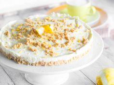 Für deinen Kuchensommer! Philadelphia-Torte mit Zitrone