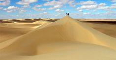 Пустыня Сахара Египет