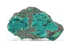 Green Malachite Blue Green Rare Rosasite by FenderMinerals on Etsy,