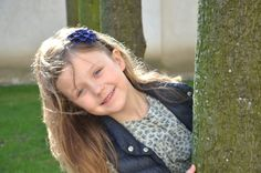 Official 6th birthday photo taken of HRH Princess Isabella of Denmark taken by her mother Crown Princess Mary.