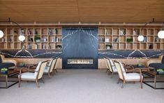 Stay At: Hotel Akelarre - San Sebastián, Euskadi, Spain - Design Finder Architecture Hotels In San Sebastian, Boutique Interior Design, Hotel Amenities, Design Hotel, Restaurant Design, Hotel Lobby, Hospitality Design, Common Area, A Boutique
