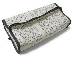 型紙いらずの ティッシュBOXカバーの作り方|ソーイング|編み物・手芸・ソーイング|作品カテゴリ|アトリエ