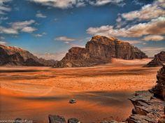 """""""Wadi Rum"""" by Donato Scarano, via 500px."""