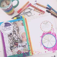 Year of Dreams Dream Planner, Guided Journal and Coloring Book