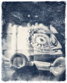 James Guerin's images made with a 25-lens pinhole camera!