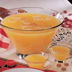 Canadian Clubhouse Punch Recipes — Dishmaps