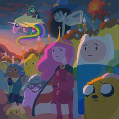 finn the human Adventure Time Comics, Adventure Time Characters, Adventure Time Marceline, Cartoon Network Adventure Time, Adventure Time Finale, Adventure Time Crossover, Cartoon As Anime, Anime Manga, Princesse Chewing-gum
