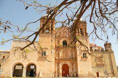 Sto Domingo, Oaxaca Mexico