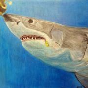 Sandro La Gaccia –  – Fine Art Galerie – Acryl-, Öl- und Temperabilder Tempera, Sandro, Whale, Fine Art, Pictures, Whales, Visual Arts