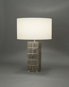 Boyd Lighting | Fixtures | Fixture Catalog | Bauhaus Table Lamp