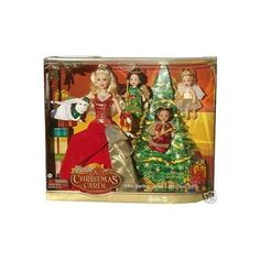 barbie in a christmas carol games for girl