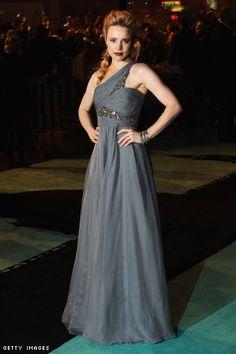 Rate or Slate: Rachel McAdams In Grecian Grey