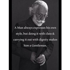 Gentlemans quotes