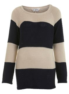 Stripe Split Back Sweater        Price: $68.00      Color: ASSORTED      Item code: 13J25KMUL