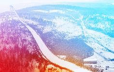 #falun #2015 #worldcup #skijumping Ski Jumping, Jumpers, World Cup, Airplane View, Skiing, Ski, World Cup Fixtures