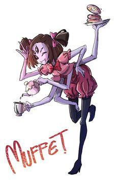 Undertale Muffet FA by kasempan on DeviantArt