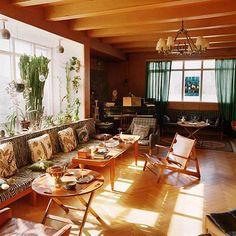 Gljúfrasteinn -inspiring home of the nobel-prize winner Halldór Laxness.  17.6. 2014. NCO eCommerce,  www.netkaup.is