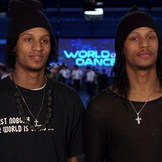 Meet Upper contestants Les Twins!