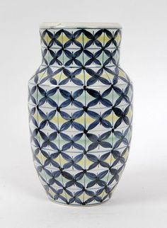 James Miles, Decorative Arts & Antiques Dealer offers this Rye Pottery Large Freetime Vase, circa Pottery Courses, Rye, Art Decor, 1950s, British, Spring Summer, Clay, Ceramics, Antiques