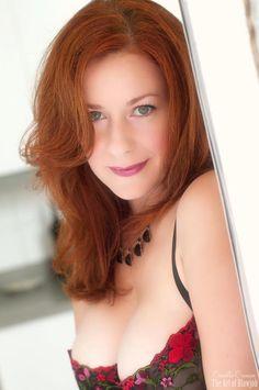 chloe morgane redhead
