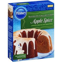 Apple Spice, Pillsbury, General Mills, Inc. One General Mills Boulevard Golden Valley, Minnesota, U.S. and the J.M. Smucker Company, Orrville, Ohio, United States.