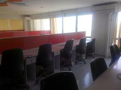 1431 sq ft Furnished Office On Rent in Saman 2, 100ft Road, Prahladnagar | Sandeep Pandya