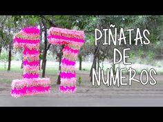 Como hacer piñatas grandes, fácil! - Tutoriales Belen - YouTube